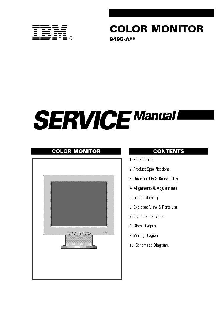 Ibm 9495