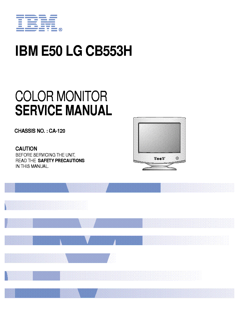 ibm monitor service manual open source user manual u2022 rh dramatic varieties com ibm crt monitor service manual ibm thinkvision monitor service manual