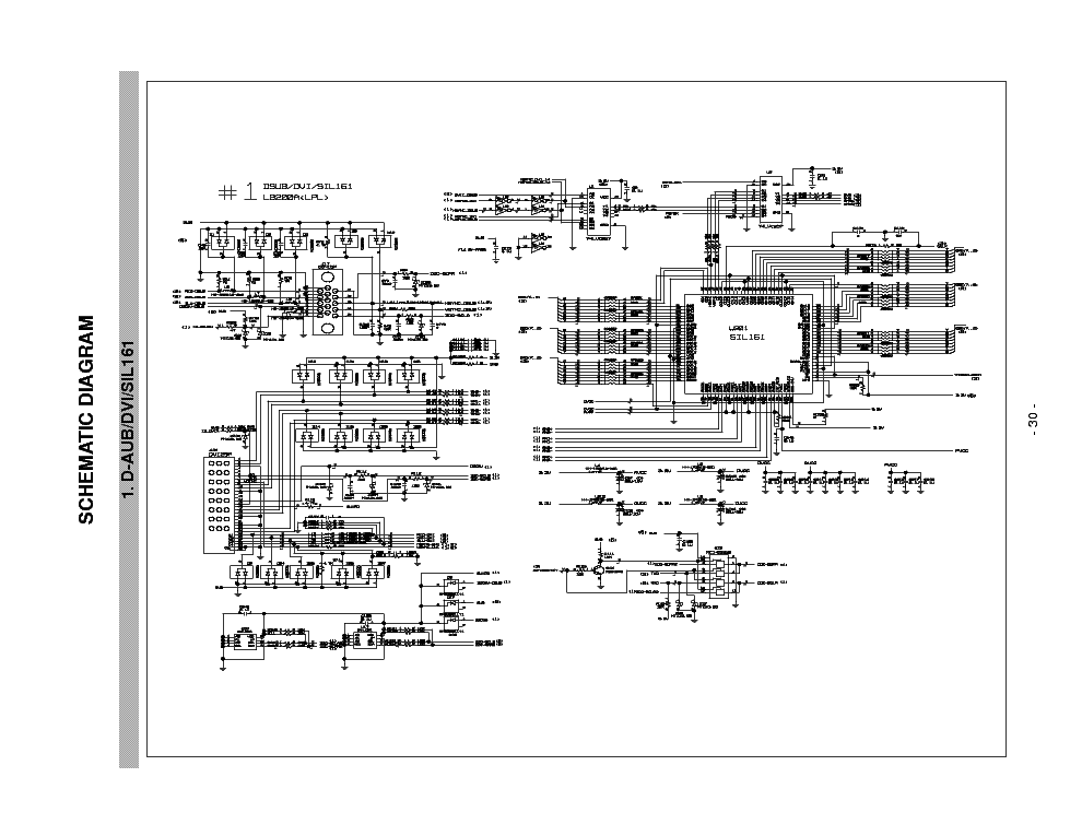 Ibm L200p Sch Service Manual Download  Schematics  Eeprom  Repair Info For Electronics Experts