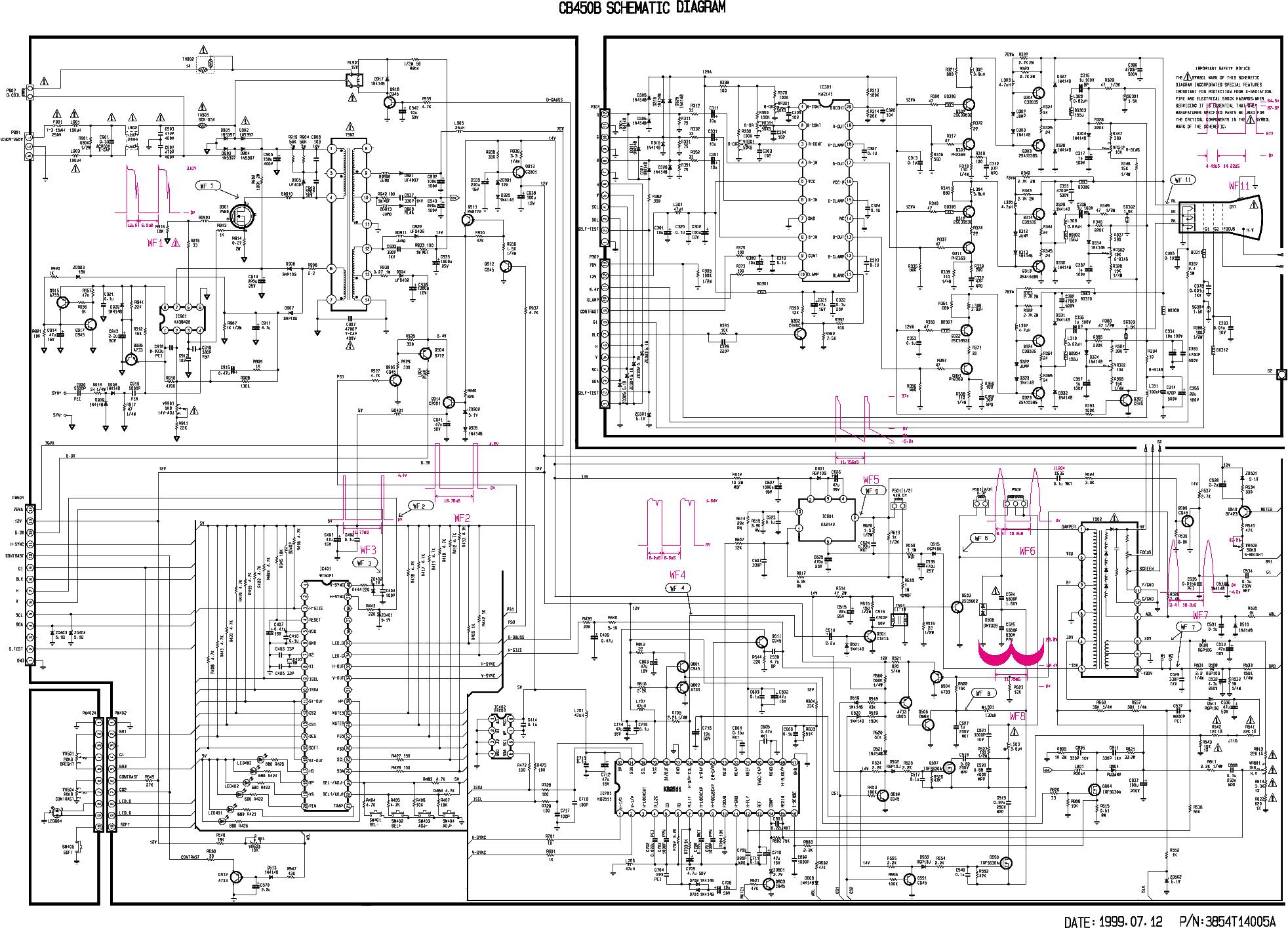 LG-CB450B