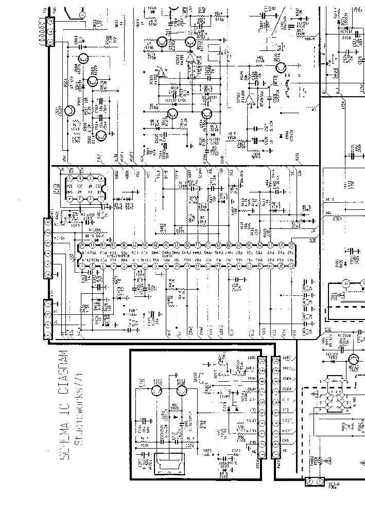lg w1934s flatron service manual download  schematics