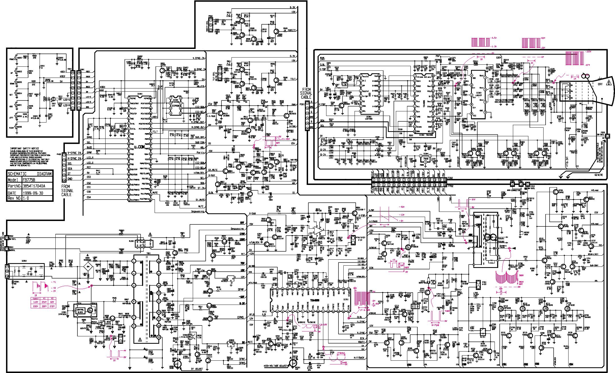 Hyundai ha-201 принципиальная схема
