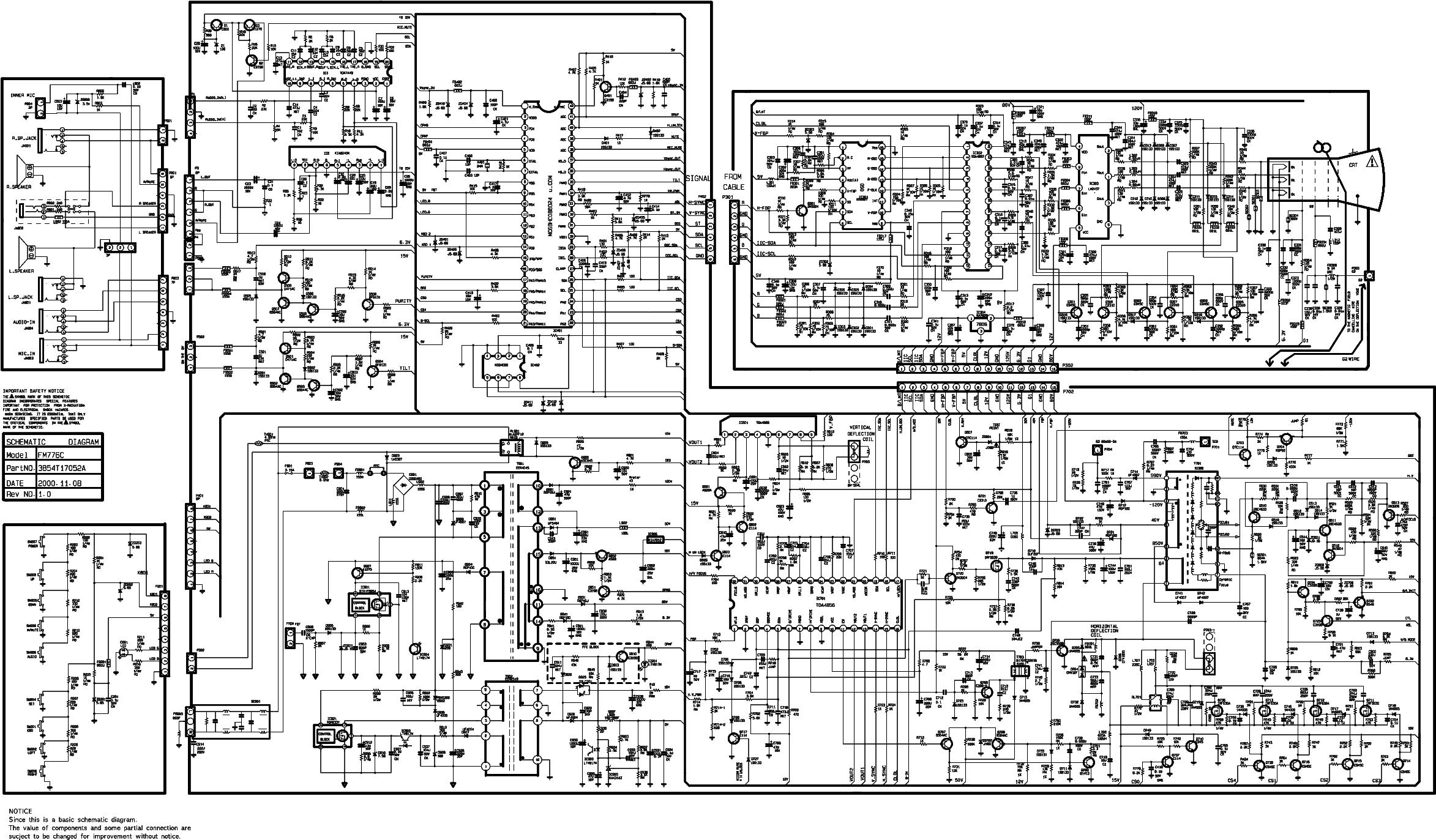 LG FM776C