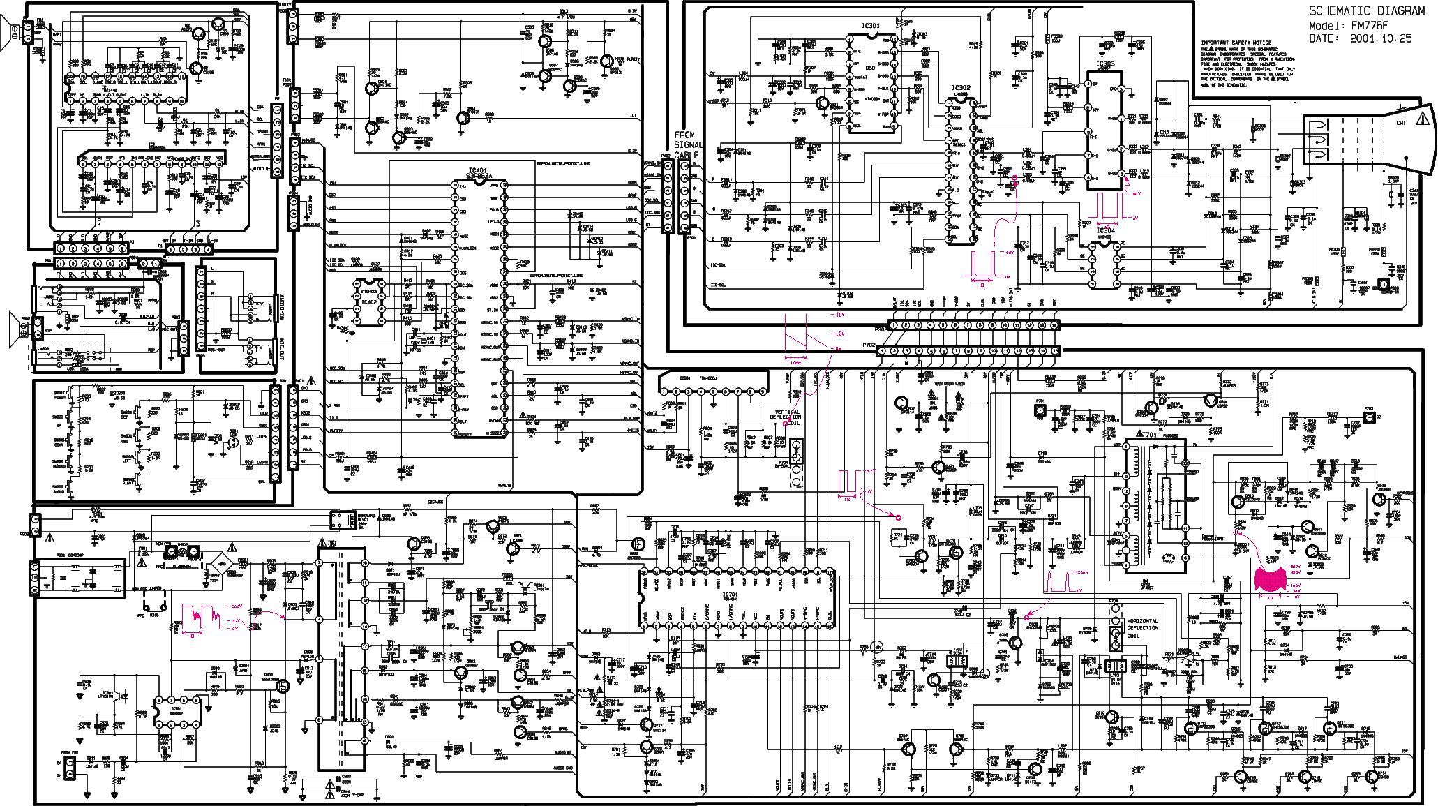 LG FM776F