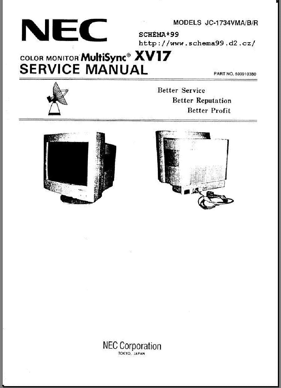 nec fe700 jc17w01 schematics service manual download schematics rh elektrotanya com Owner's Manual Auto Repair Manual