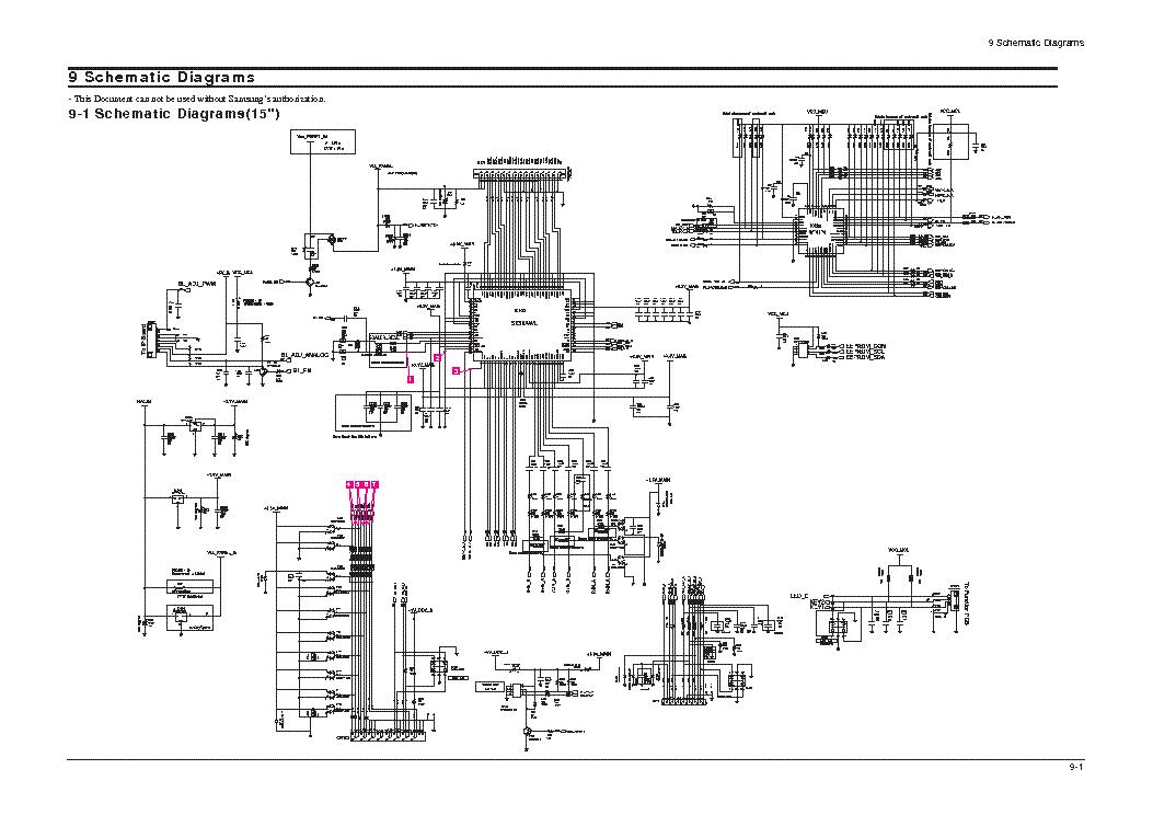 Samsung 740n Service Manual Download  Schematics  Eeprom