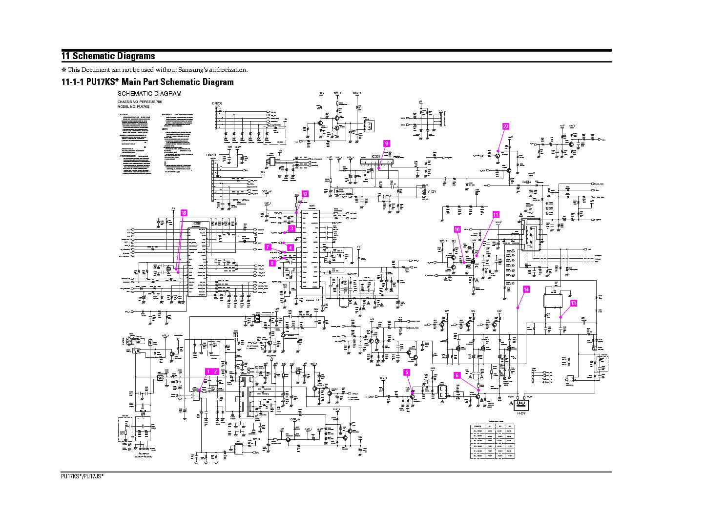 samsung 400b service manual free download  schematics