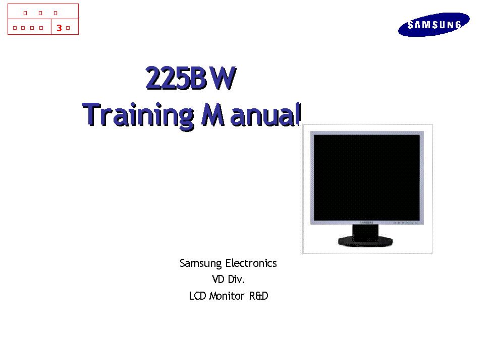 samsung lti520hb01 lcdpanel datasheet service manual download rh elektrotanya com Samsung SyncMaster 550V Manual Samsung SyncMaster 17
