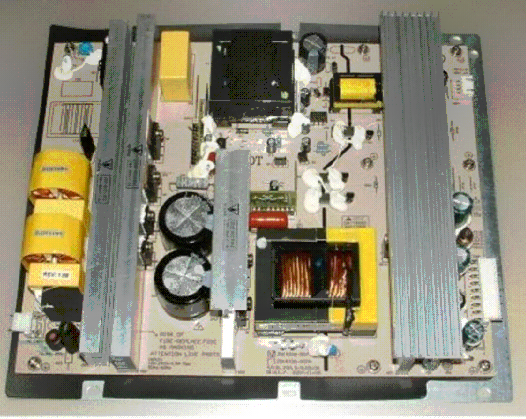 CHINA JSK4338-007A LCD TV POWER SUPPLY SCHEMATIC DIAGRAM Service ...
