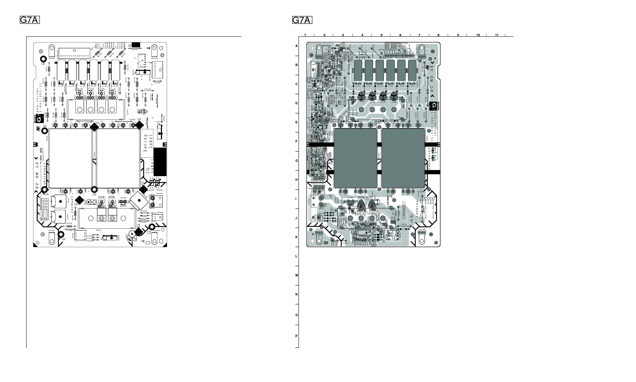 DELTA DPS-76 DPS-77 SCH Service Manual download, schematics