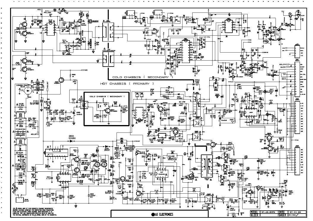 Lg Eax37617801 Sch Service Manual Download  Schematics