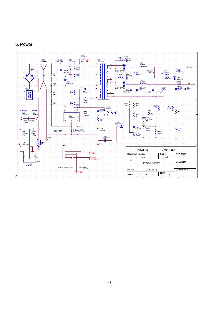 Lg Ebu49009001 Ilpi071 Power