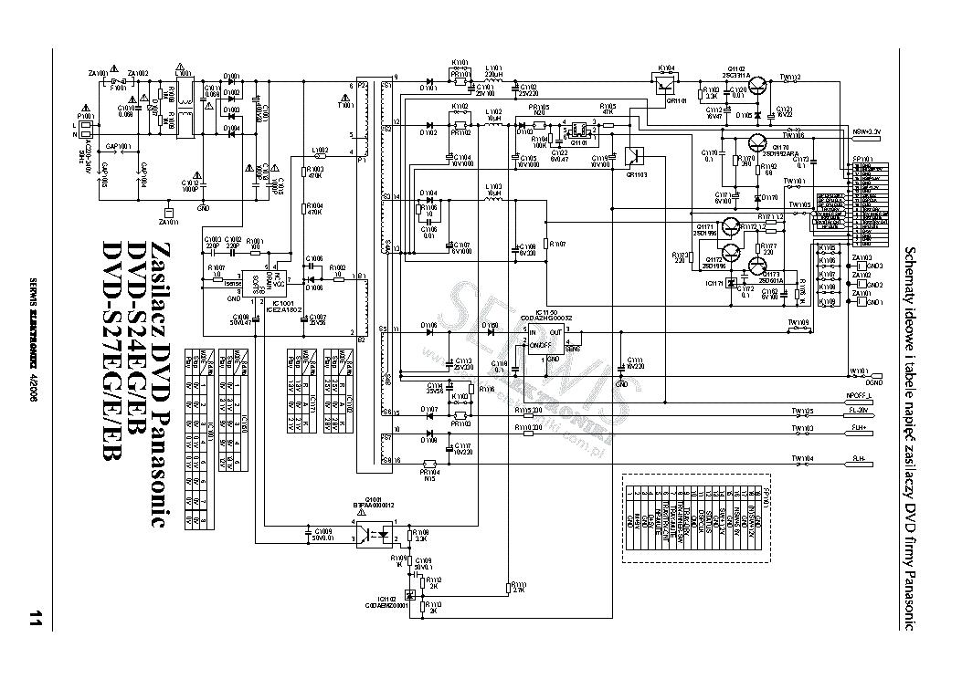 e55p dmr panasonic schematic diagram power supply board panasonic x5 xt50 plasma tv series n0ae6jk00005 darfon ...