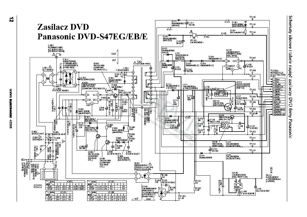e55p dmr panasonic schematic diagram power supply board panasonic schematic diagram circuit