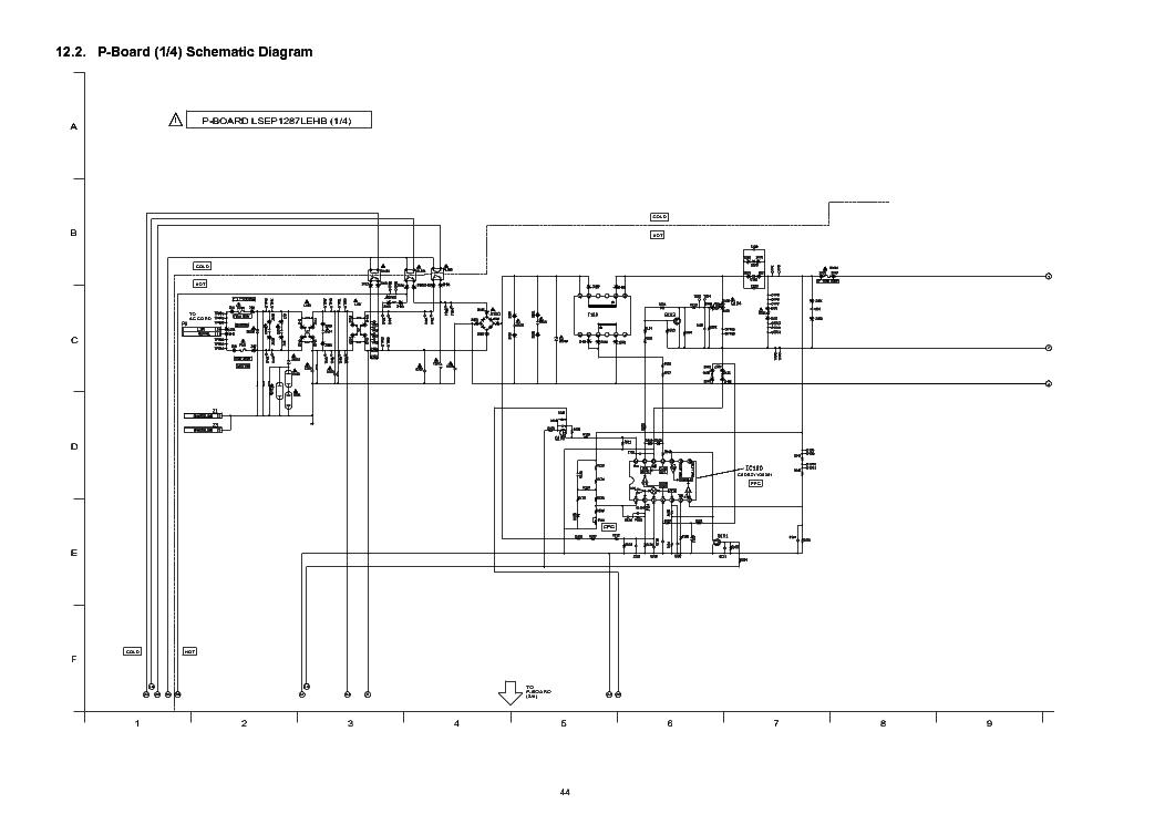 PANASONIC LSEP1287LEHB TX-P42C2B SMPS SCH Service Manual download ...