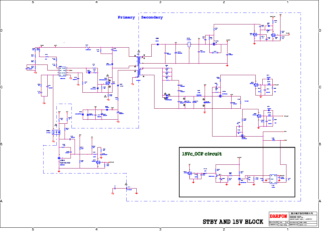 panasonic x5 xt50 plasma tv series n0ae6jk00005 darfon b159-201 power  supply ss board schematic