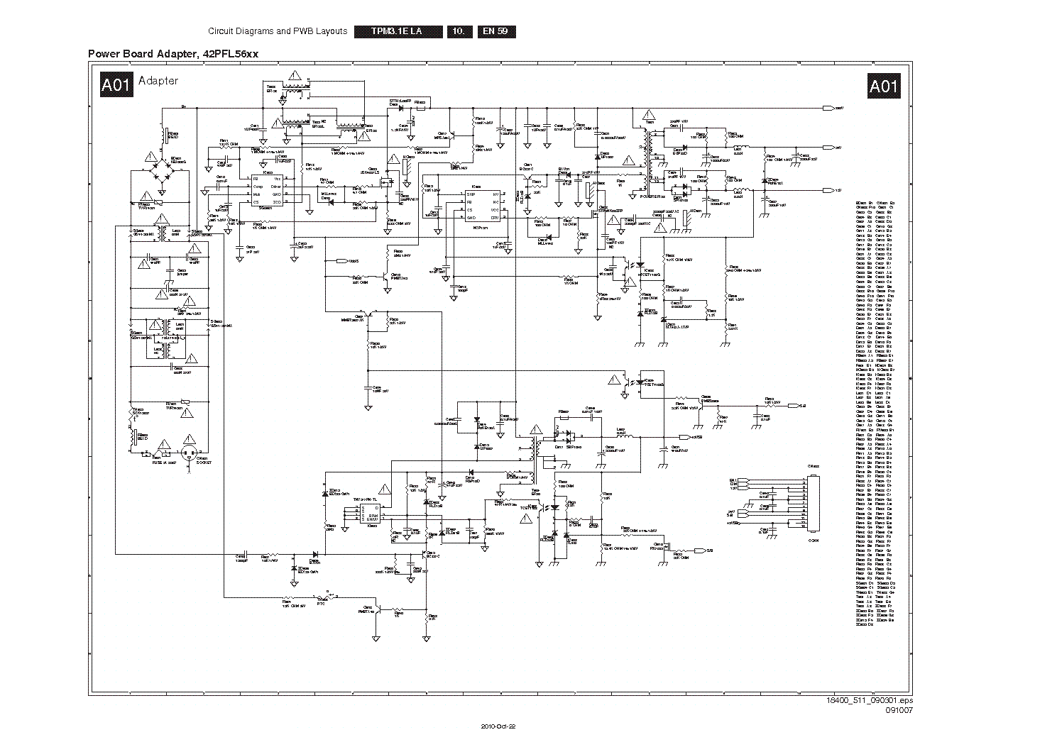 DOC] ➤ Diagram Philips Plcd150p1 Lcd Tv Power Supply ... Philips Lcd Tv Schematic Diagrams on