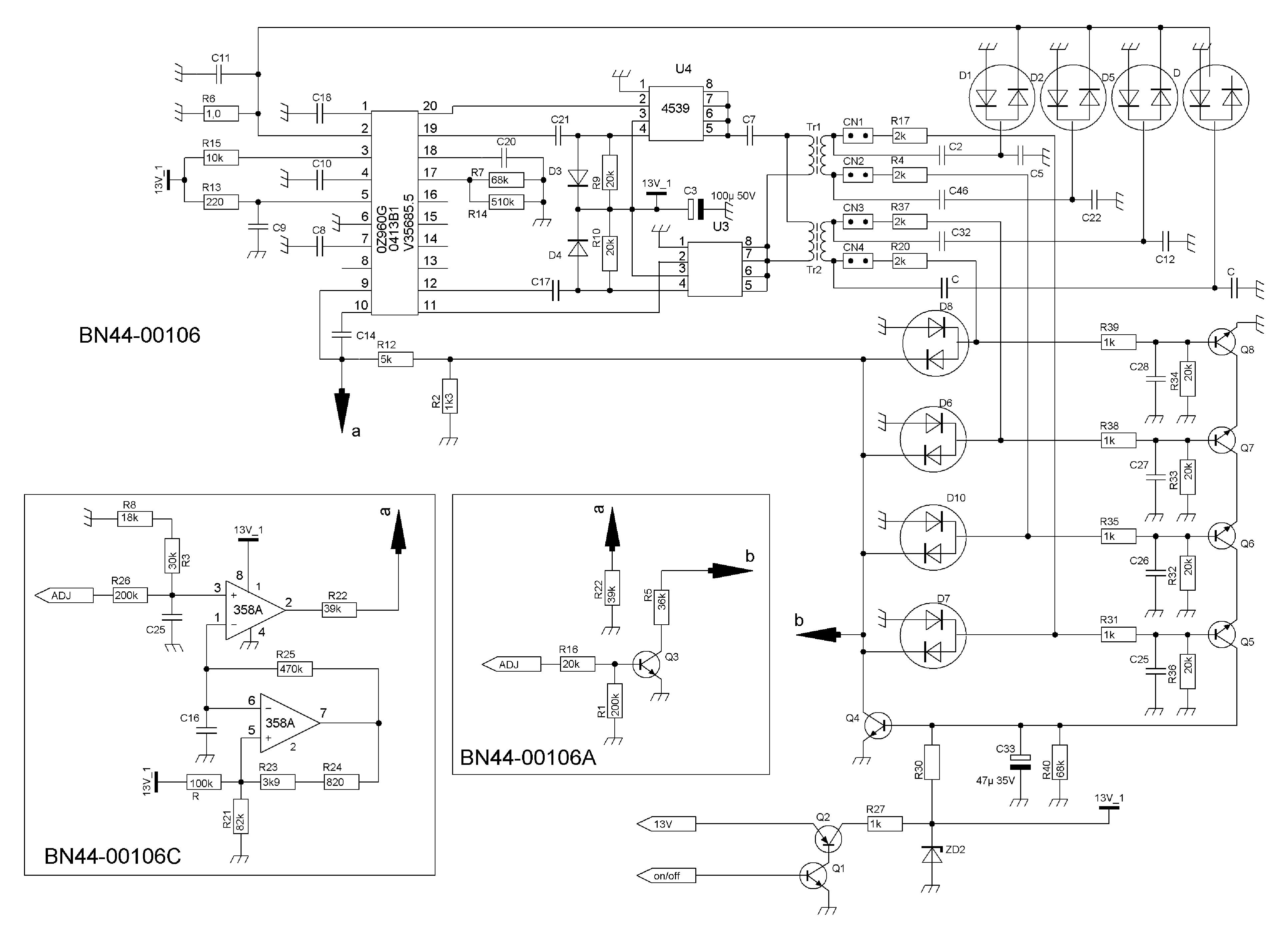samsung tv repair manual free wiring diagrams hook up home tft lcd wiring diagram