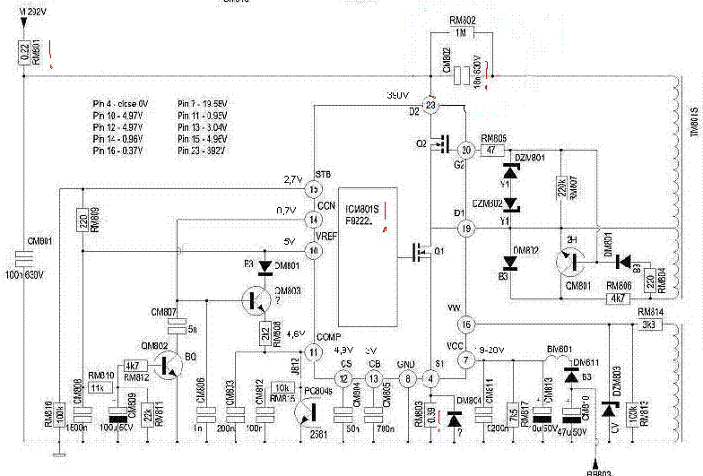 samsung power supply schematic diagrams pictures to pin on