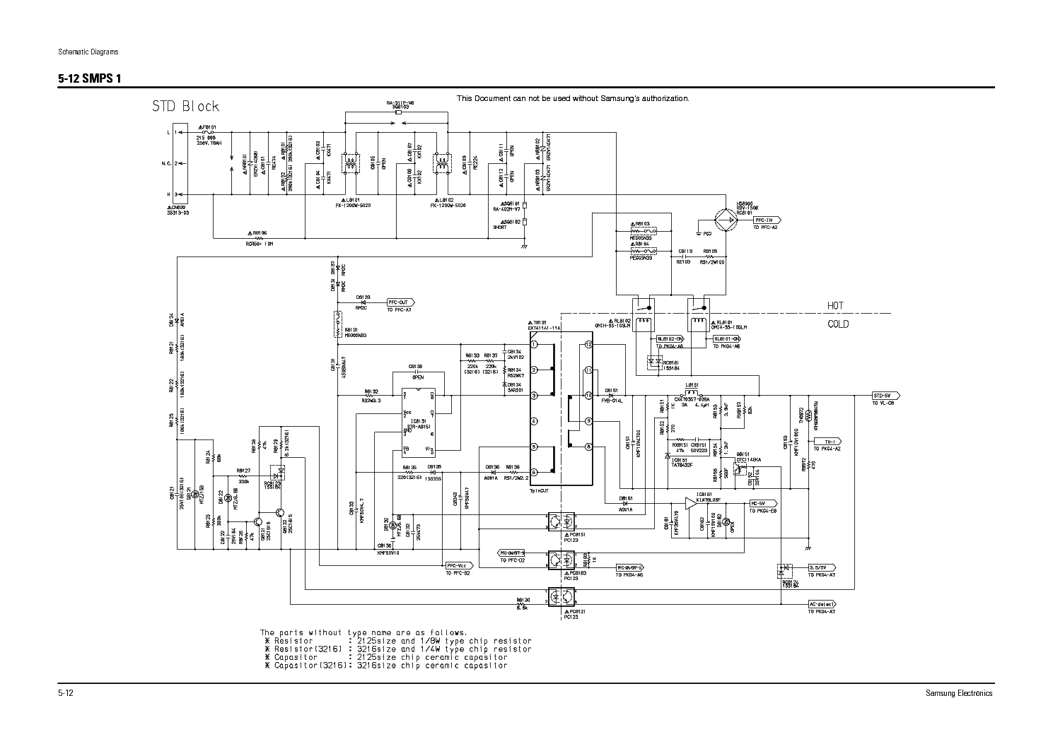 parrot ck3100 installation diagram