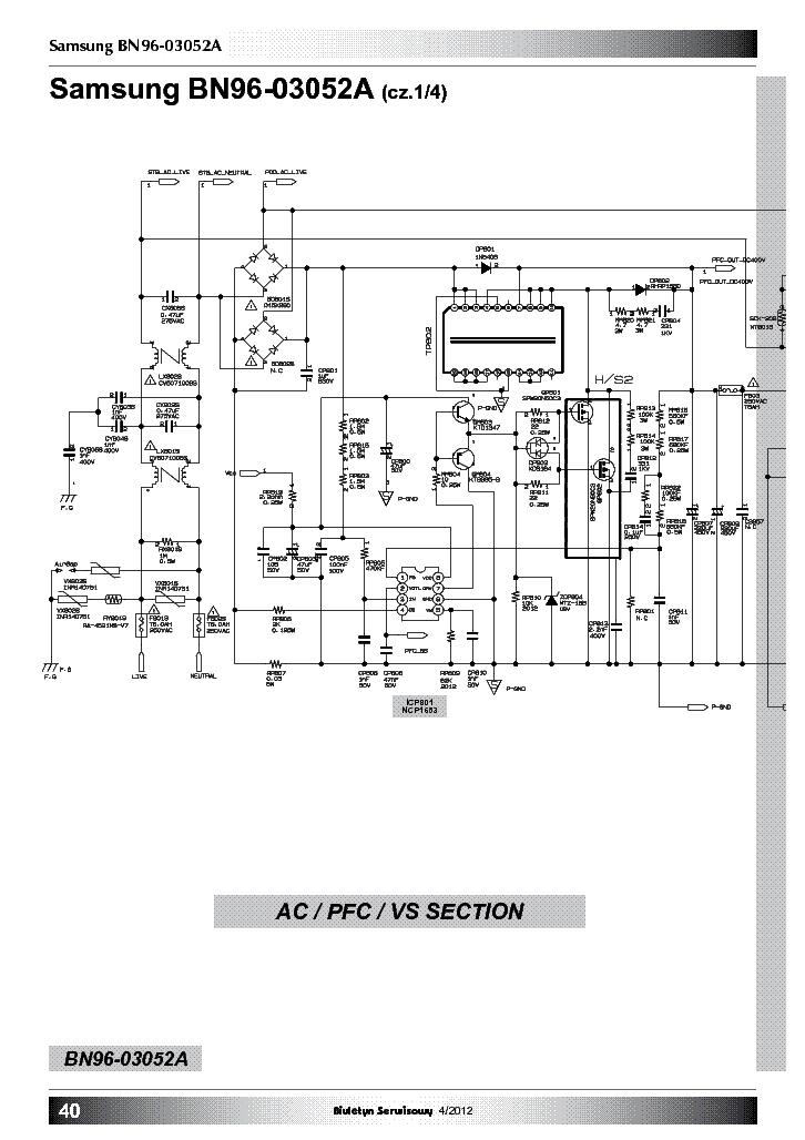 samsung tv repair manual free