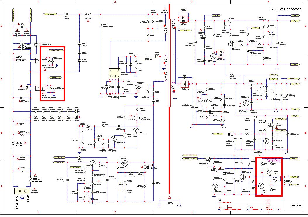 samsung plazma tv series u1 smps sch service manual download rh elektrotanya com TV Schematic Circuit Diagram TV Schematic Circuit Diagram