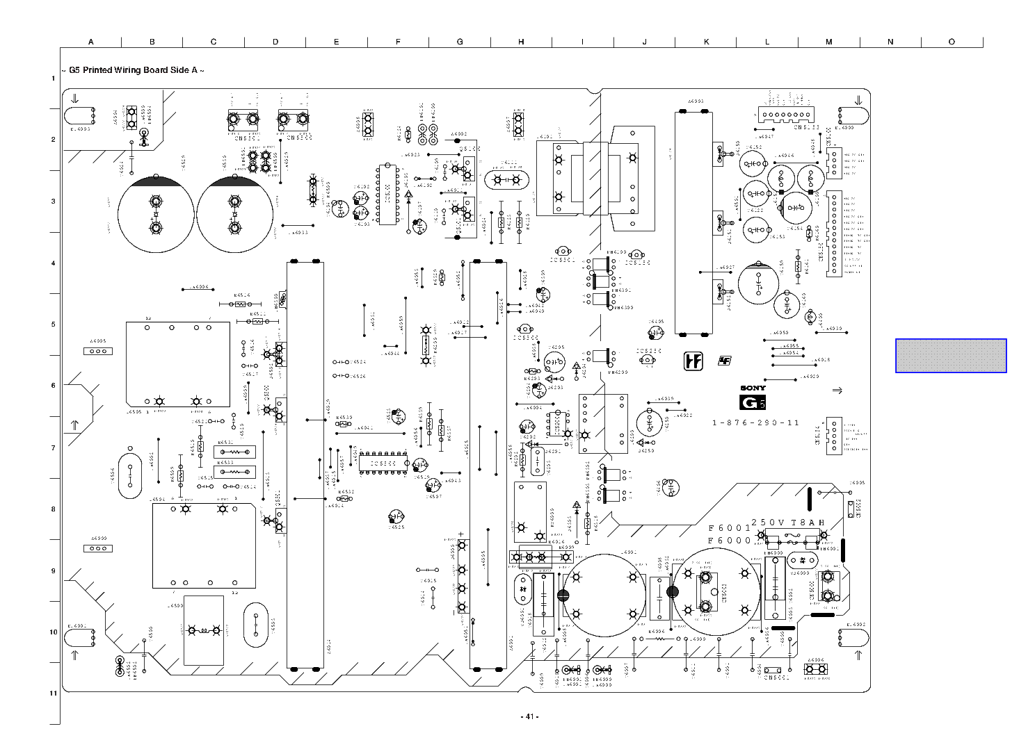 sony gf1 1