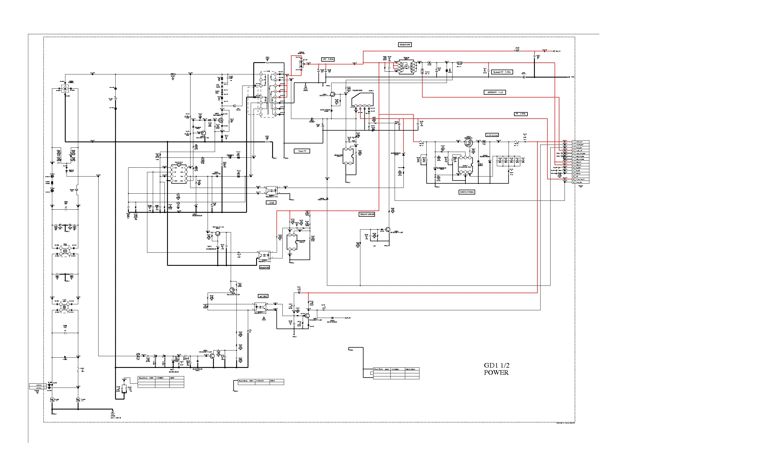 Schematic Model 881 Kb - Smart Wiring Diagrams •