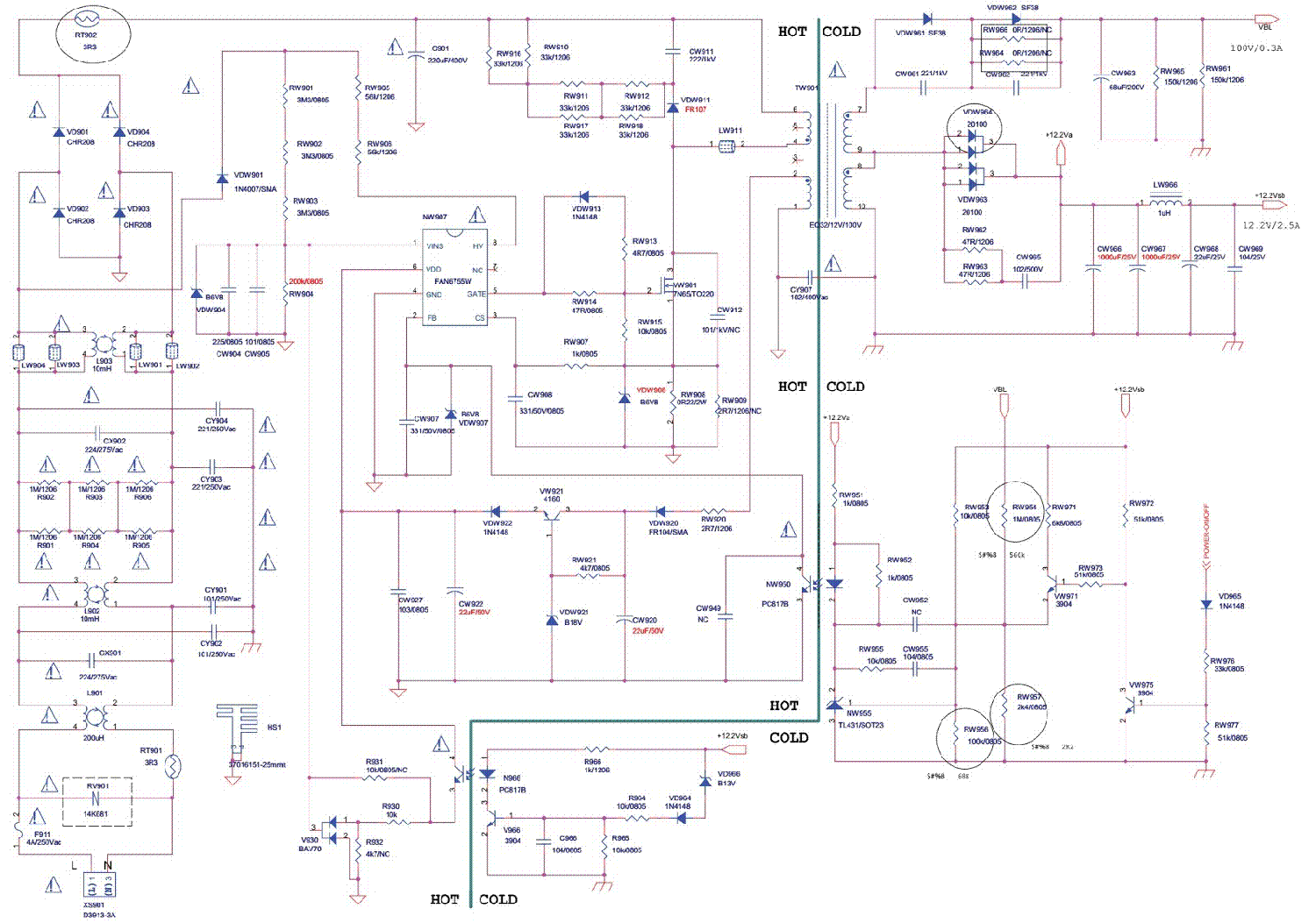 Toshiba Tv Schematic Diagrams Completed Wiring Diagram For Smart Led Blog Types Of Pictorial 32l2400 Smps Inv