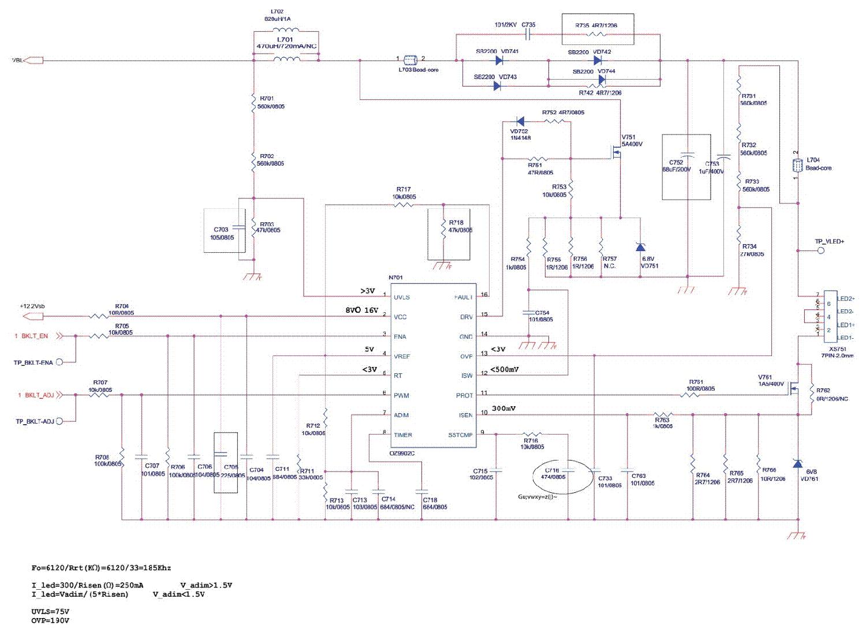 Toshiba Led Tv Schematic Diagram - Information Schematics Wiring