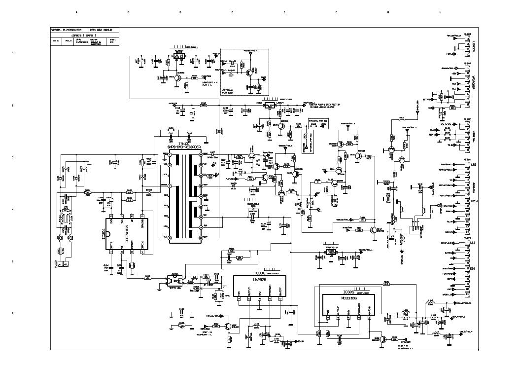Vestel 12pw12 Dvd Power Supply Service Manual Download Schematics
