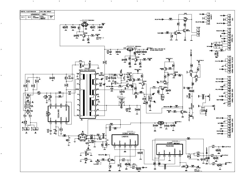vestel 17pw18 sch service manual download  schematics