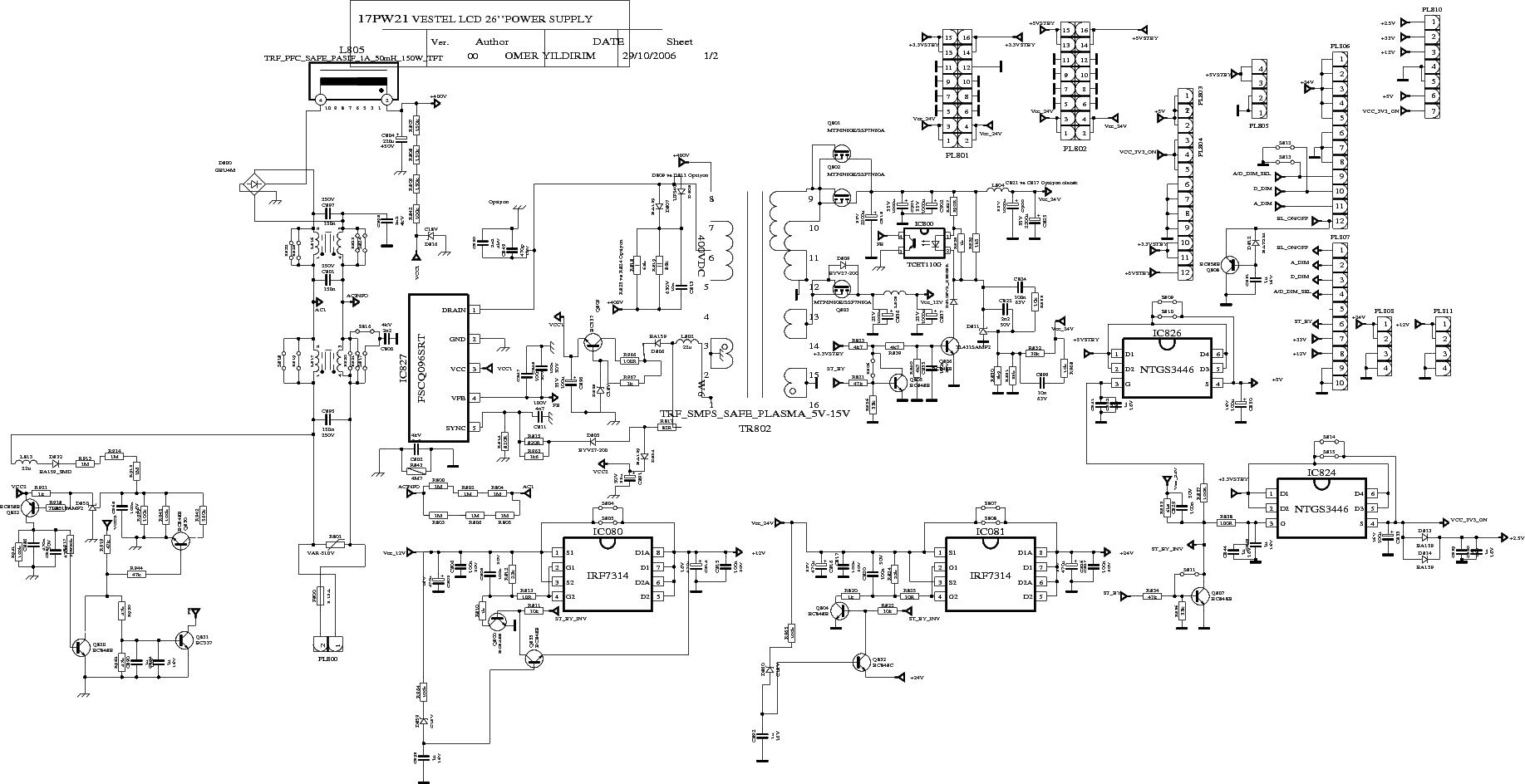 diagrams wiring   lcd monitor wiring diagram