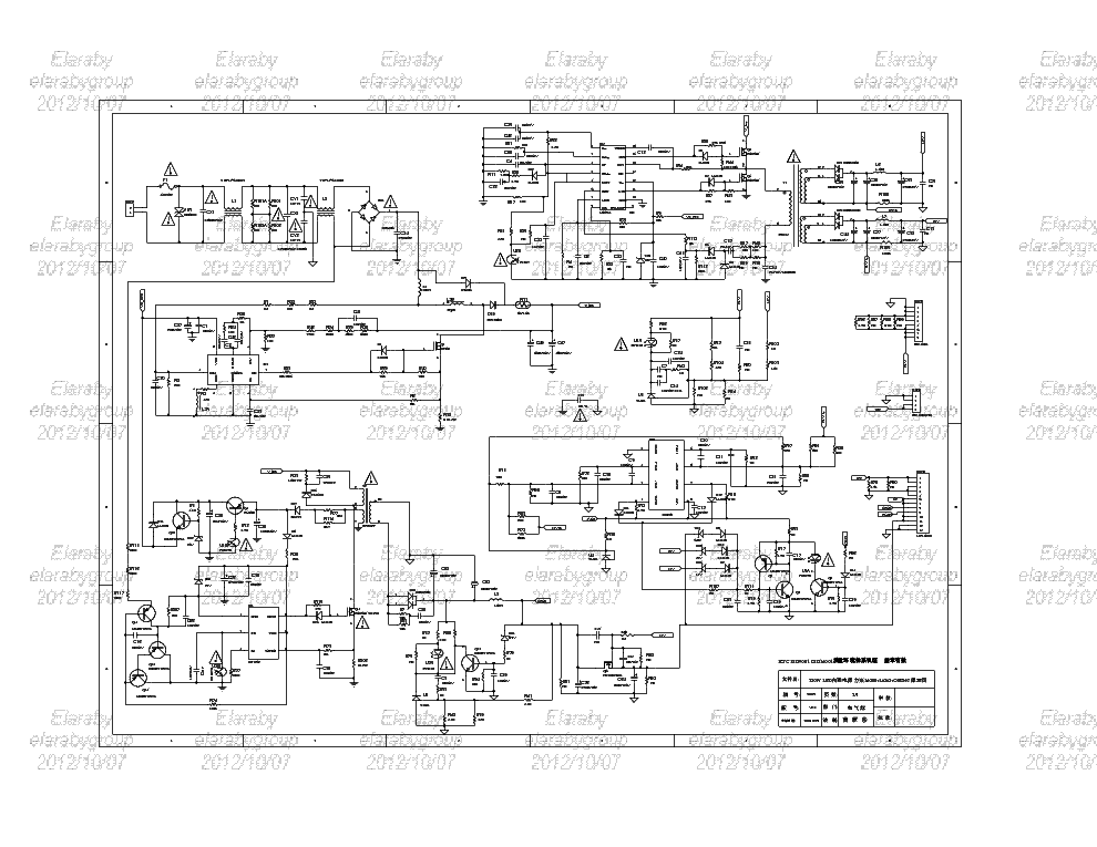 benq_dc_l42 6010_20111114_161753_150s1_power_board_schematic.pdf_1 k schematic readingrat net Basic Electrical Wiring Diagrams at edmiracle.co