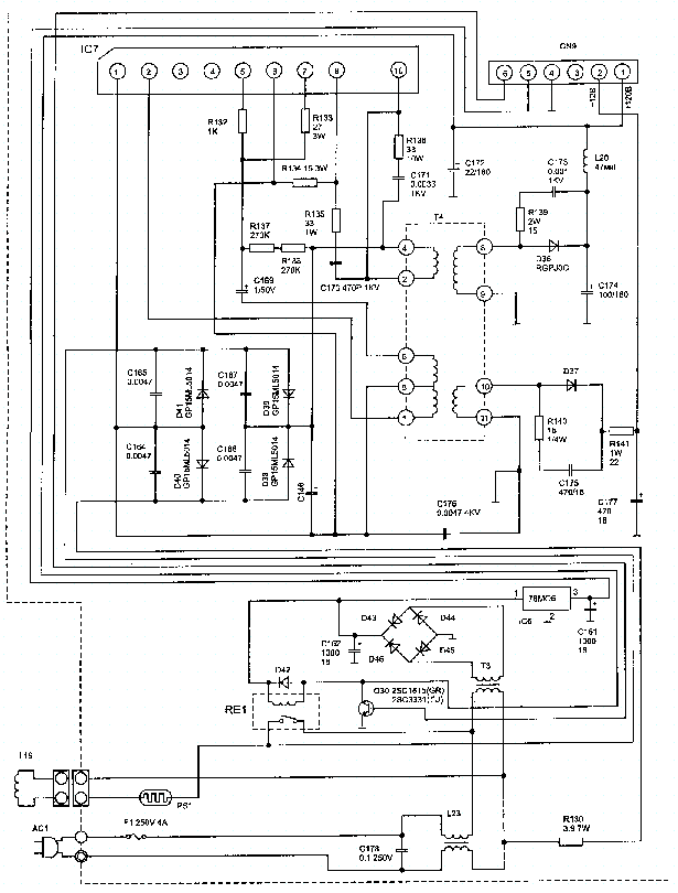 Funai ms 21 vn mk2 схема -