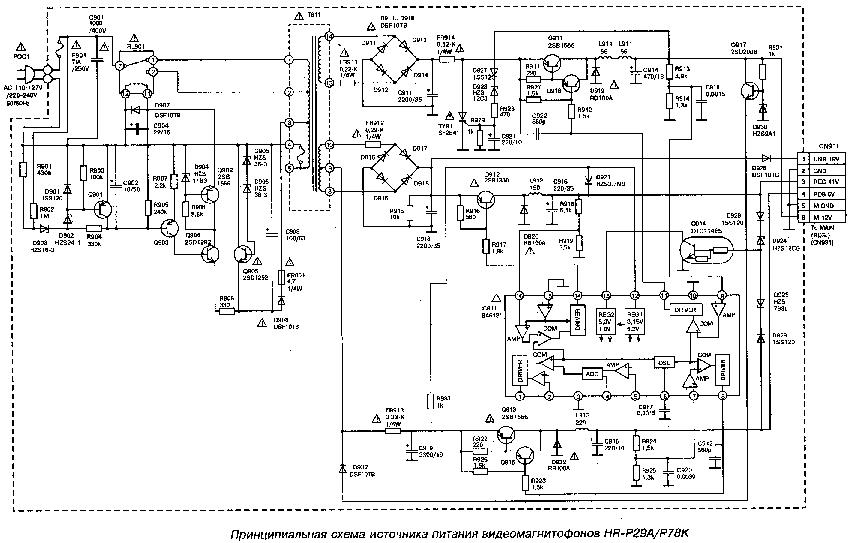 JVC HR-P29A 1 service manual