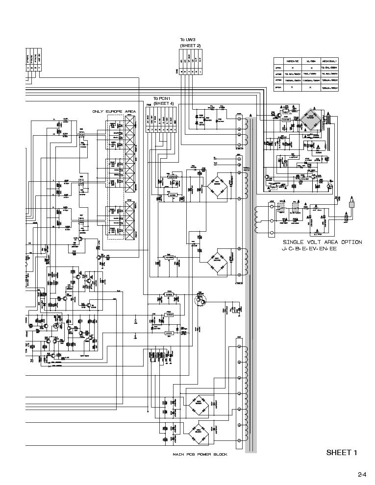 HR-S5900 JVC TH-A25