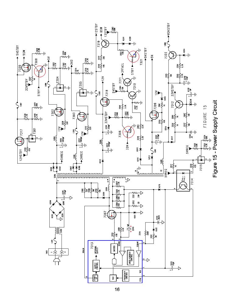 philips kegaf plhlta  sch service manual, schematic