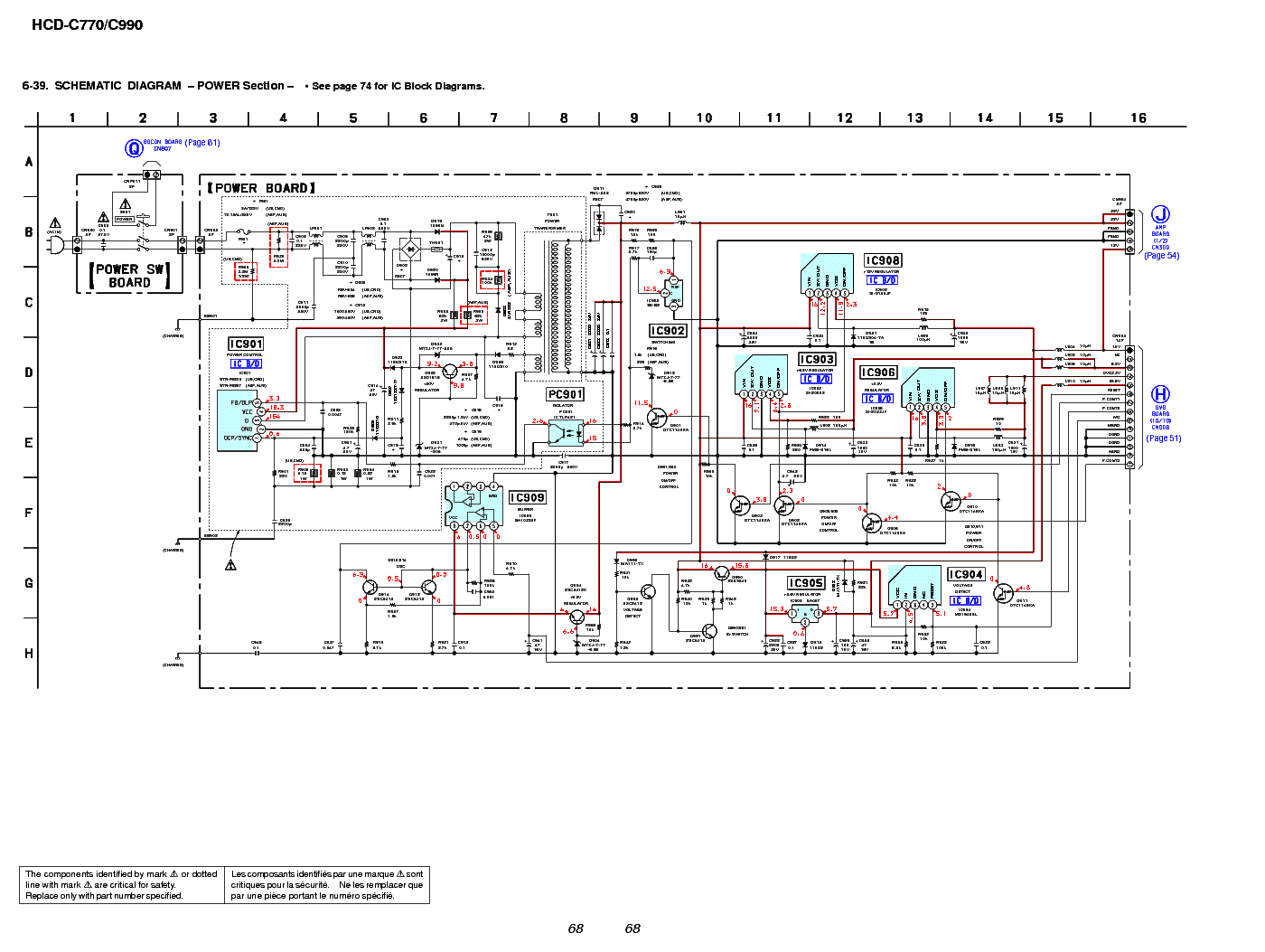Sony Lcd Tv Circuit Diagram Pdf Not Lossing Wiring Block Via Power Supply Schematic Get Free Image About Of A