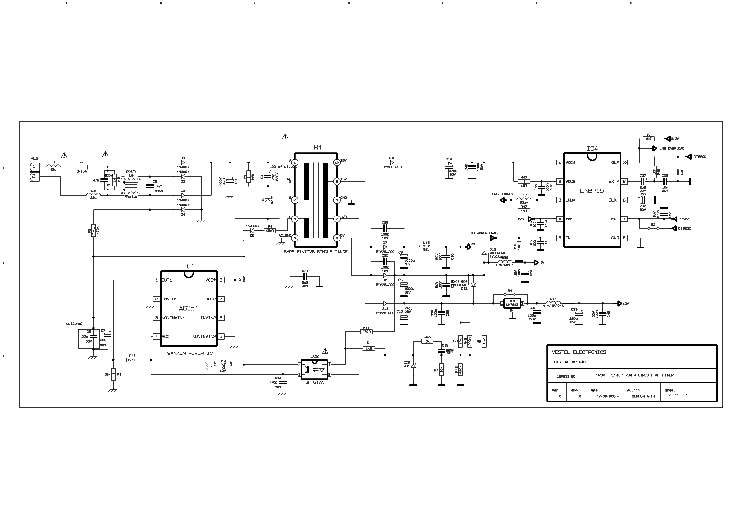 17pw25 4 Circuit Diagram Wiring Diagrams Schematics Vestel 16mb33 E0 Sch Service Manual Download Eeprom On Parallel Port Straight