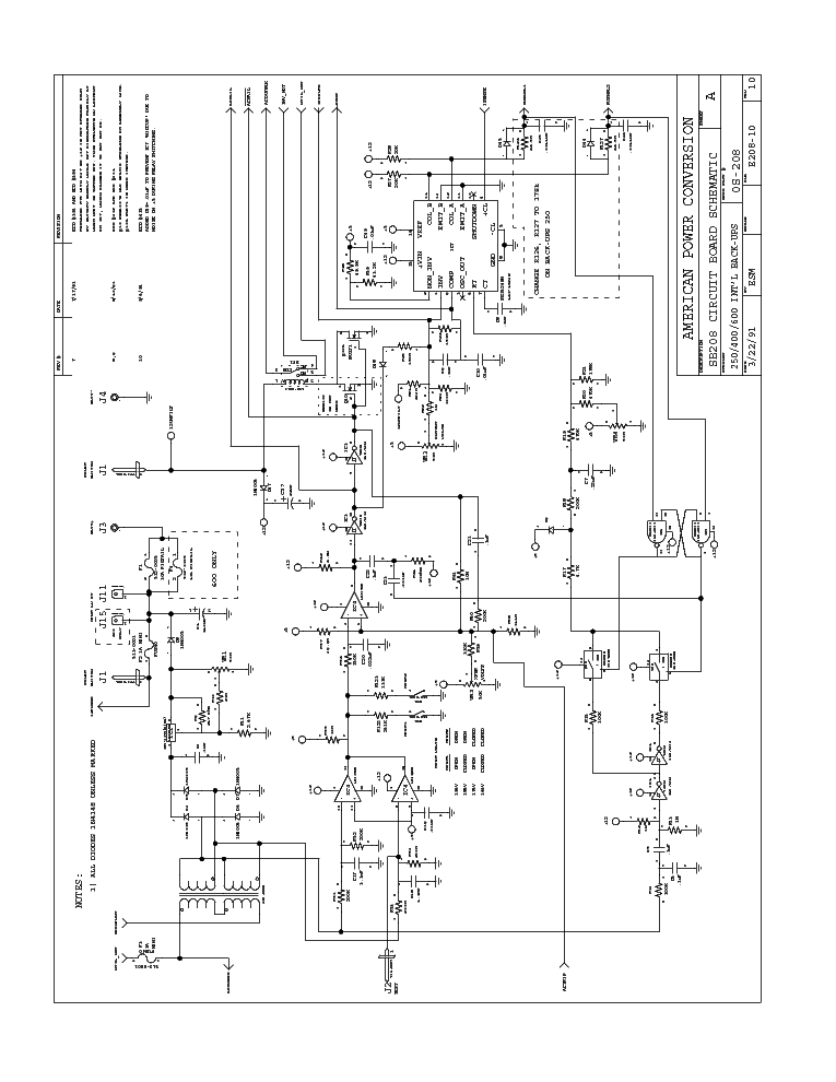 ups circuit diagram pdf