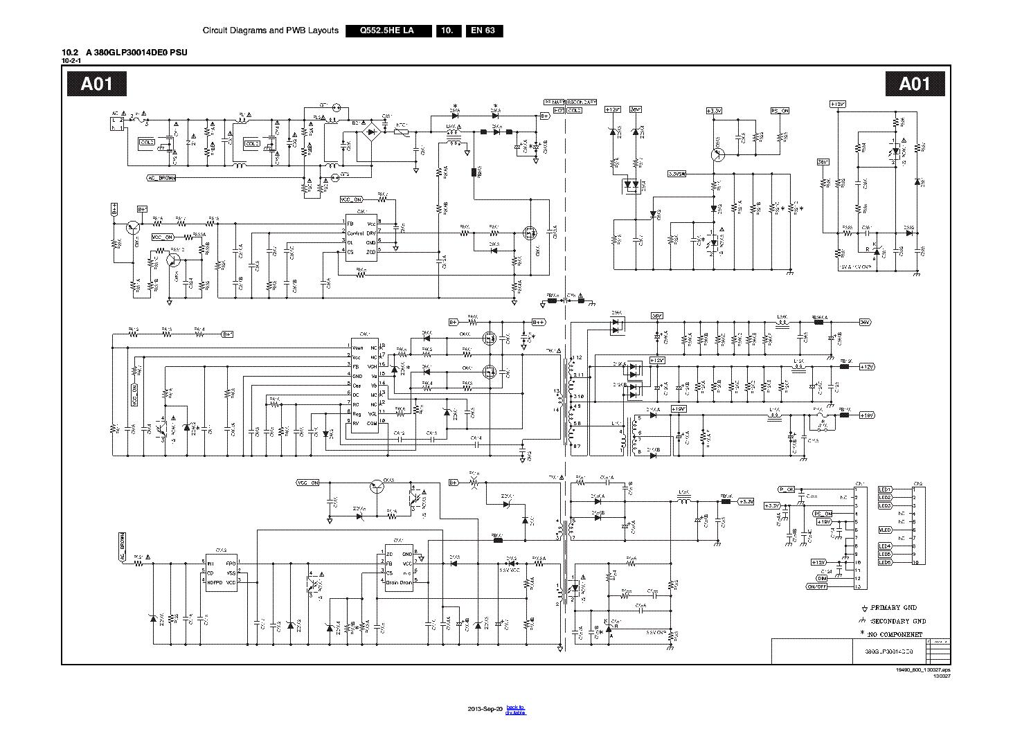 Delta Dps 158ep A Psu Service Manual Download Schematics