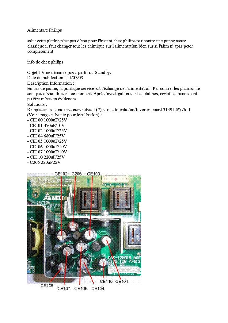Delta Dac12m019 Parts Service Manual Download Schematics