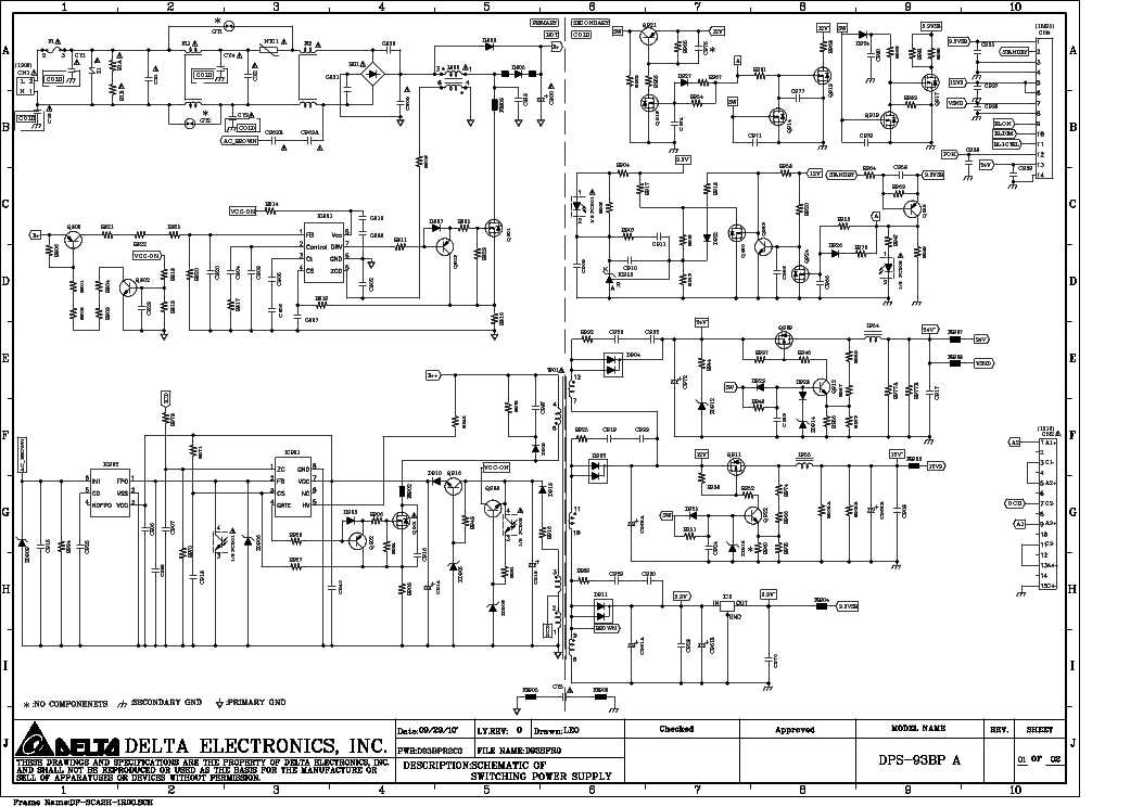delta power supply schematics get free image about wiring diagram