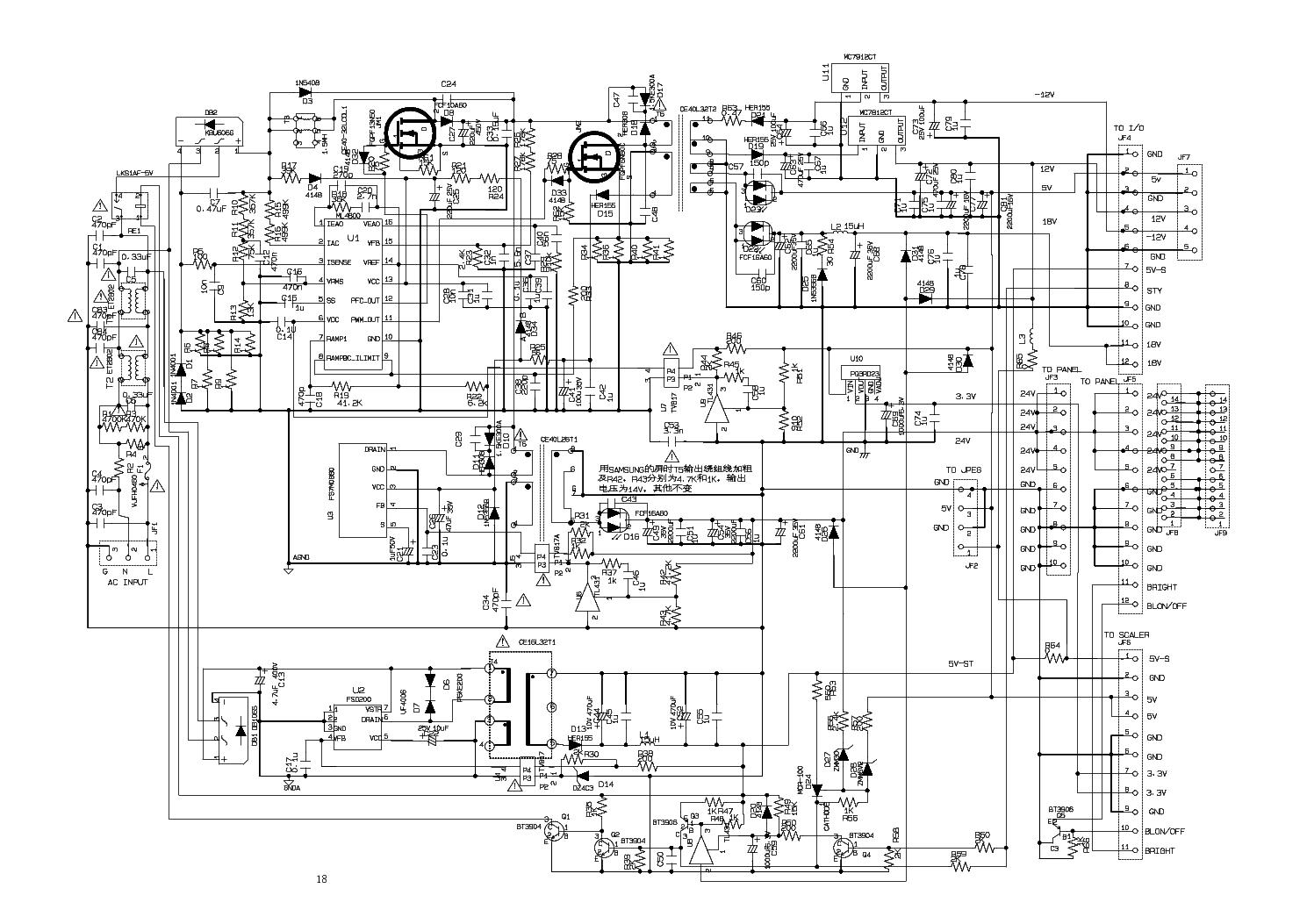 conrad fkv7 827 226hb1 power supply sch service manual download  schematics  eeprom  repair info