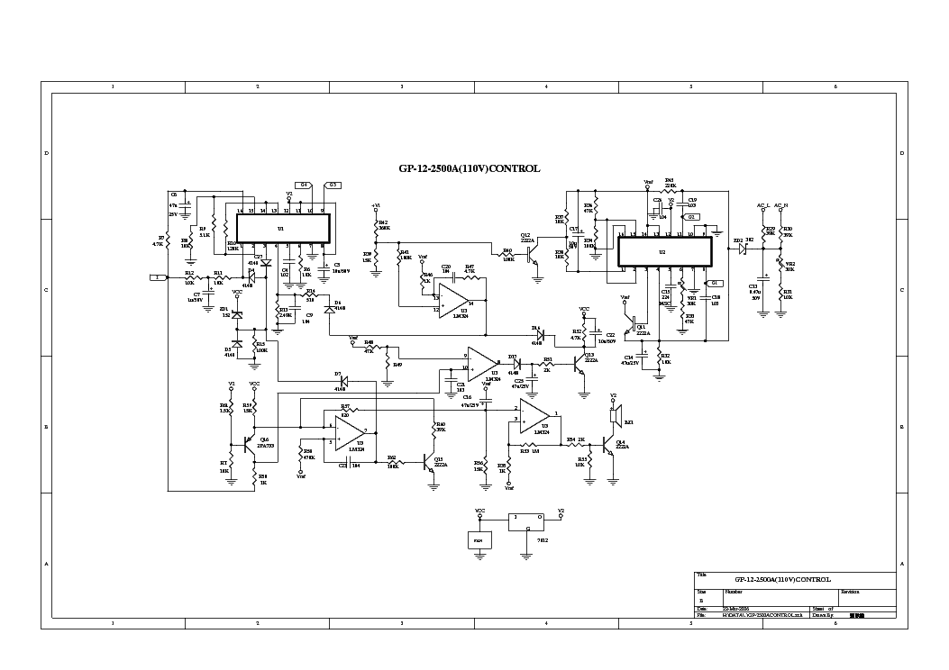 Inverter Control Diagram