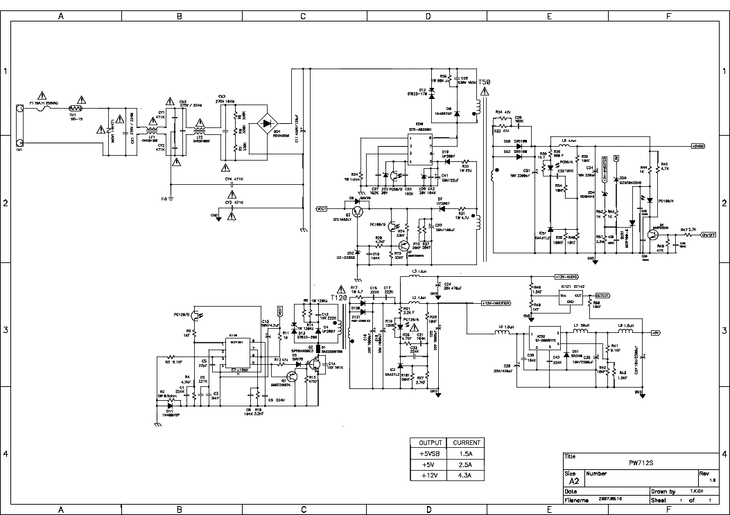 switch mode power supply repair pdf