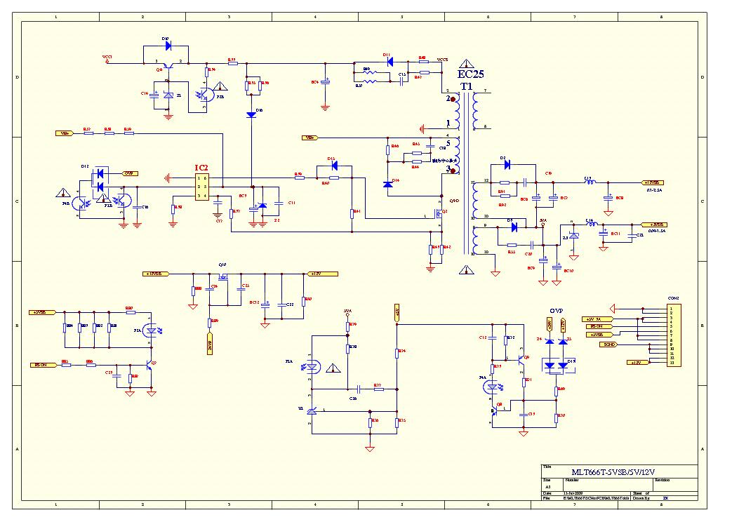 MEGMEET MLT666T POWER