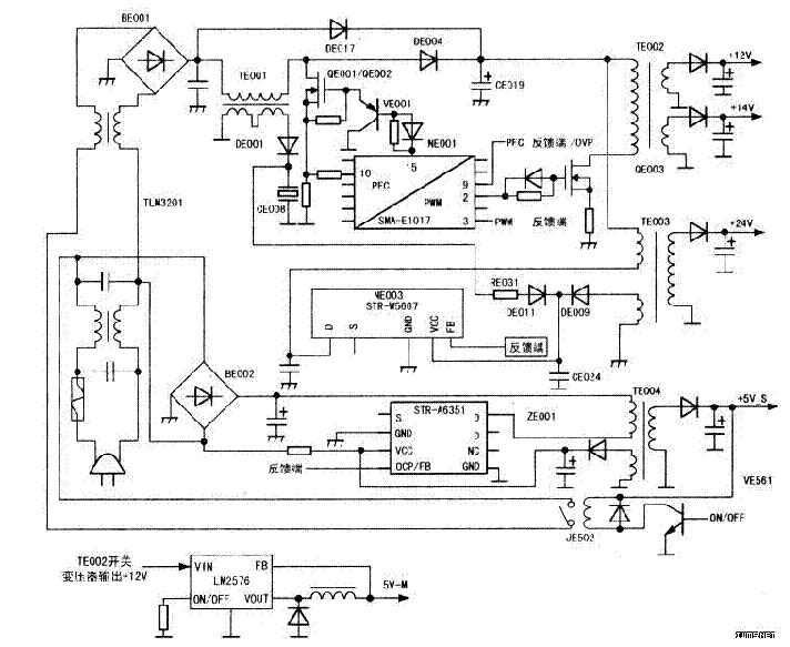 electrical schematics hisense