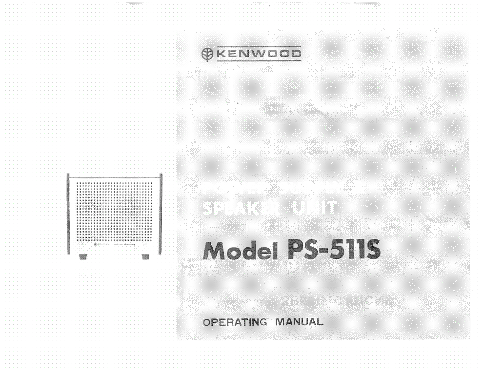 Kenwood Ps 511 Manual